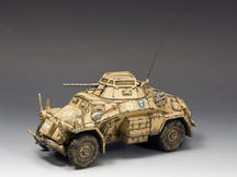 Sd. Kfz. 222 Armoured Car (North Africa-Desert)