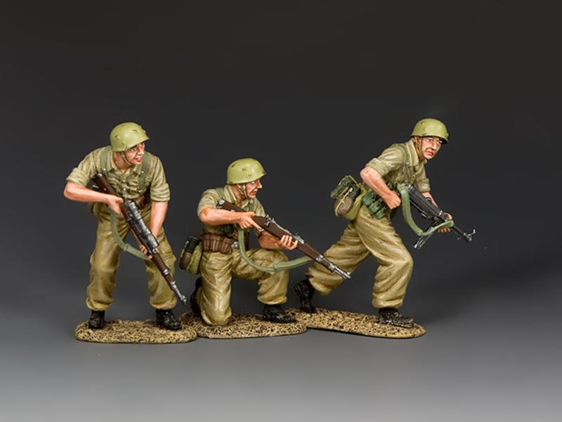 """Attack!"" (3x figure Set)"