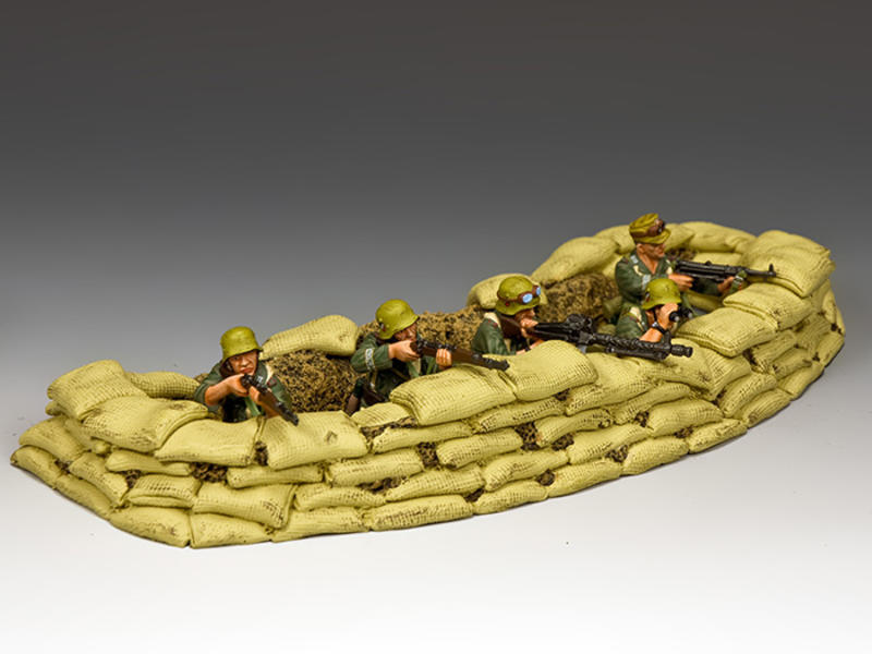 Desert Trench Fighters