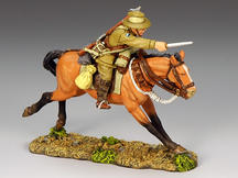 Australian Lighthorse Charging w/ Bayonet (to the front)