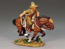 Australian Lighthorse Charging w/ Bayonet (to the rear)