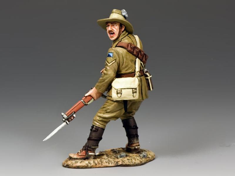 Standing Loading w/ Rifle & Bayonet