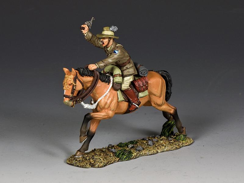 Australian Light Horse Officer w/ Pistol