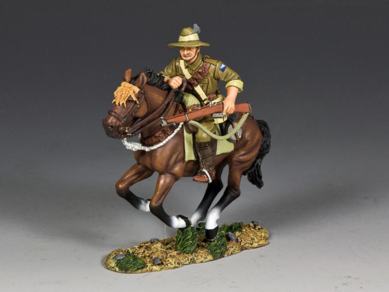 Australian Light Horse Trooper w/ Rifle