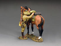 ALH Trooper Mounting Up (Brown Horse Version)