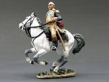 New George Washington on Horseback
