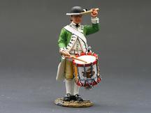 Marine Drummer