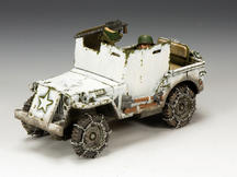 US Armored Jeep (Winter Version)