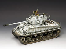 The M4A3E8 Easy-Eight SHERMAN