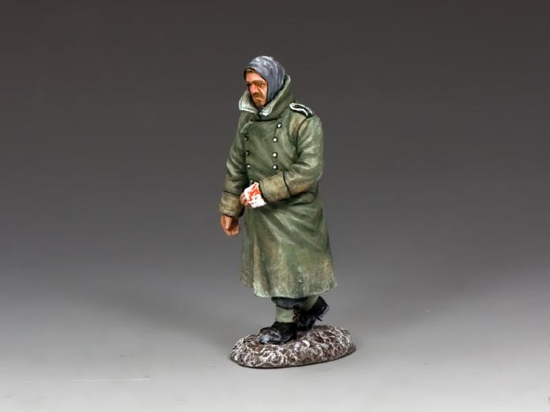 Prisoner in Great Coat