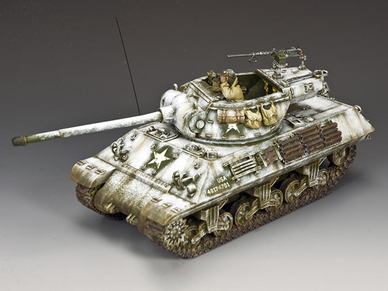 The M36 'Jackson' Tank Destroyer