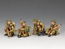 British Tank Riders Set