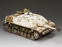 Winter Jagdpanzer IV