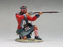 Kneeling Firing Highlander