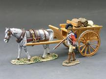 Supply Wagon Set