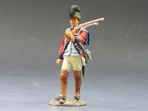 Marching Rifleman