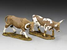 2 x Texas Longhorns