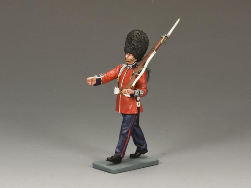 Marching Guardsman w/ Rifle
