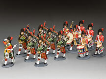 The Black Watch Pipes & Drums