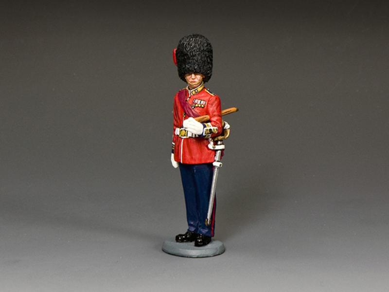The Garrison Sergeant Major