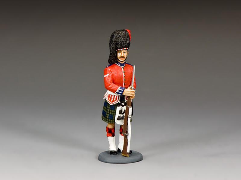 'Standing' Black Watch Lance Corporal