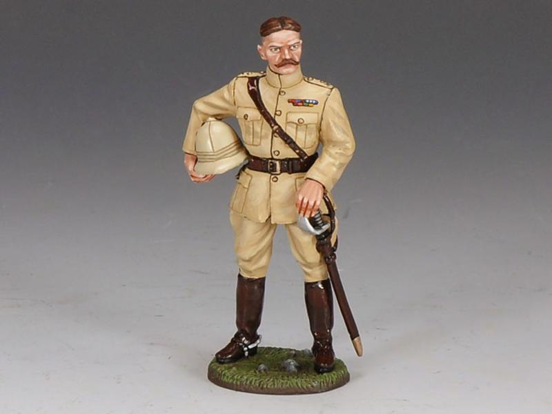 Field Marshal Herbert Kitchener