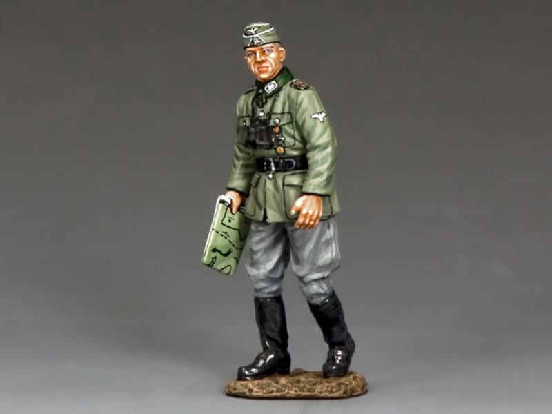 SS- Obergruppenfuhrer Paul Hausser