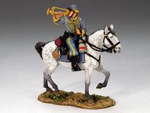 Mounted Bugler