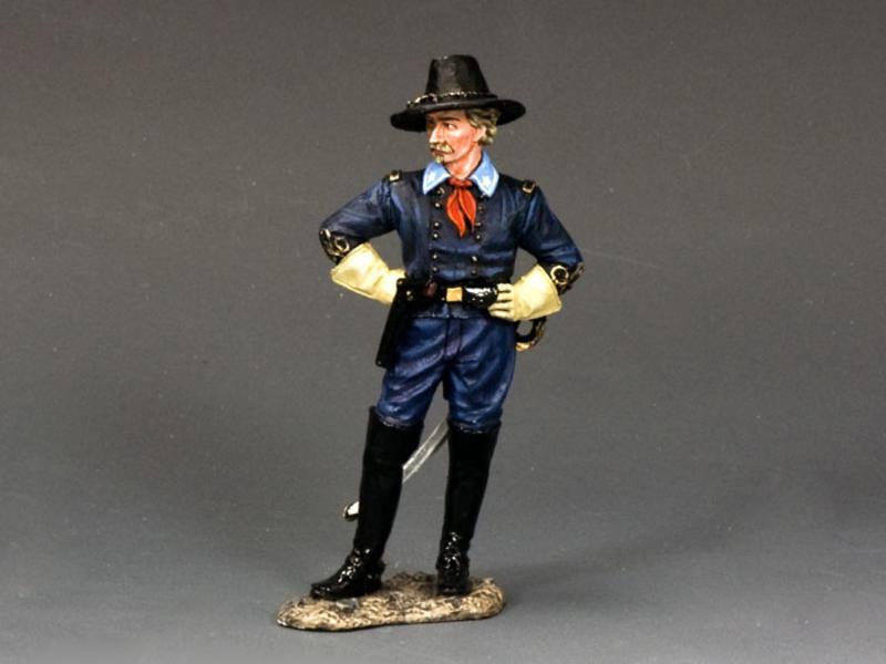 Brig. General George A. Custer