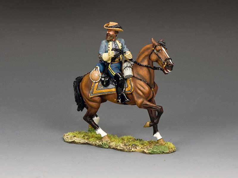 Major General J.E.B. Stuart