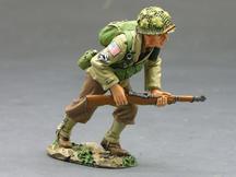 Running Forward Rifleman
