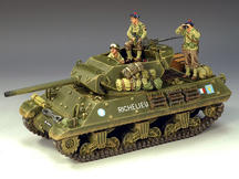 Free French Marine M10 Tank Destroyer