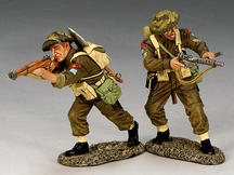 3rd. Canadian Infantry Division, Attack!