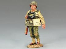 US Army Rangers, Marching w/ Rifle Slung