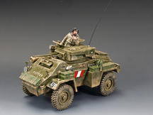 The Humber Mk.II Armoured Car