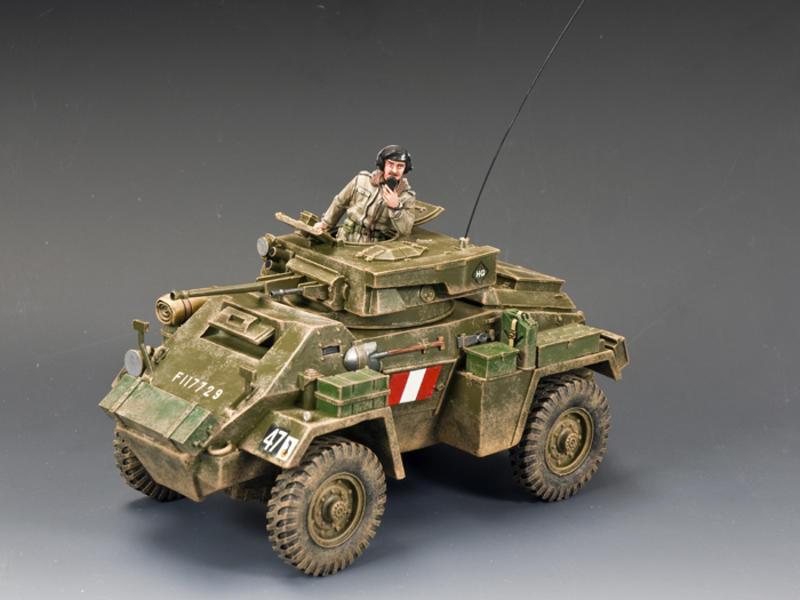 The Humber Mk.II Armoured Car