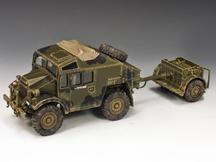 Morris C8 Field Artillery Tractor & Limber