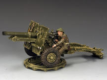British 25 Pounder Field Gun