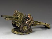 British 25 Pounder Field Gun