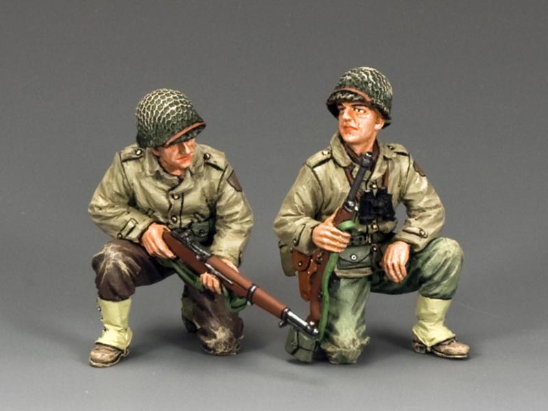 US Army Tank Riders Set #1