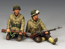 US Army Tank Riders Set #2