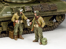 Tank Crews Set #1