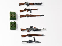 Allied Weapons Set