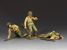Dead & Wounded GI's
