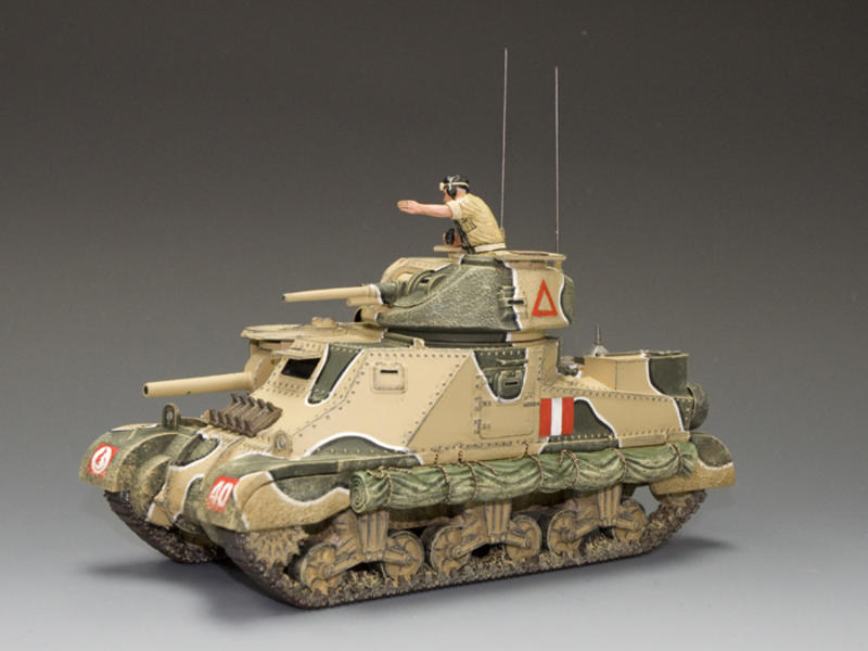 The M3 Grant Cruiser Tank