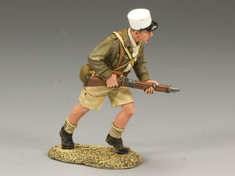 Legionnaire Advancing w/ Rifle
