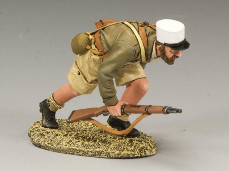 Legionnaire Running w/ Rifle