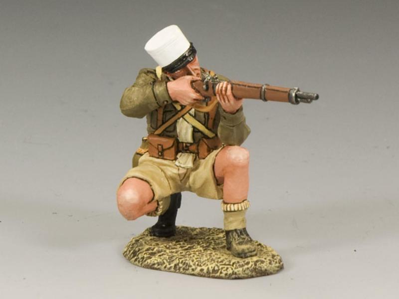 Legionnaire Kneeling Rifle