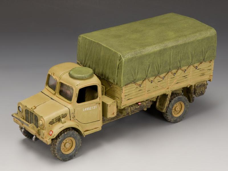 Bedford OYD Truck