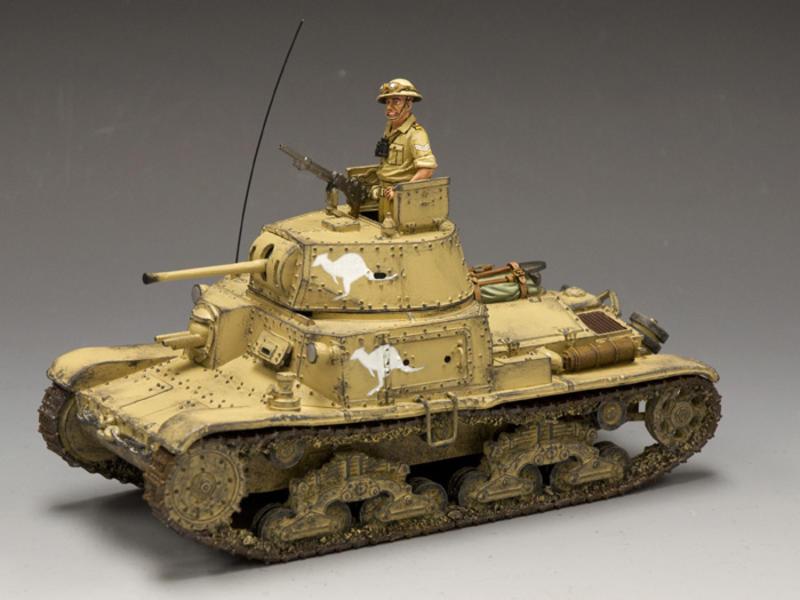 Carro Armato M13/40 (Aus.)